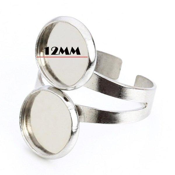 12mm Silver
