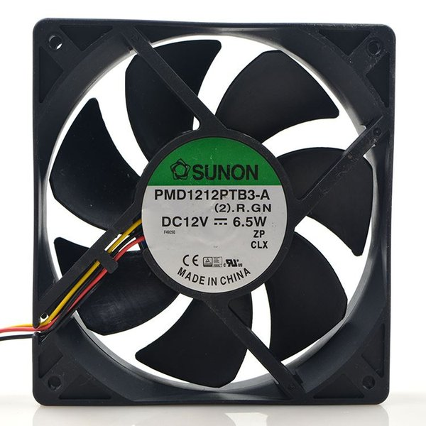 top popular SUNON PMD1212PTB3-A 6.5W 12025 12CM 3 wire cooling fan 2021