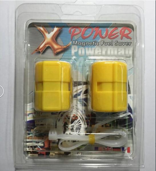 Économiseur de carburant magnétique de la voiture X économiseur de carburant powermag, XP-2, économie de carburant magnétique du véhicule, économiseur de carburant économiseur