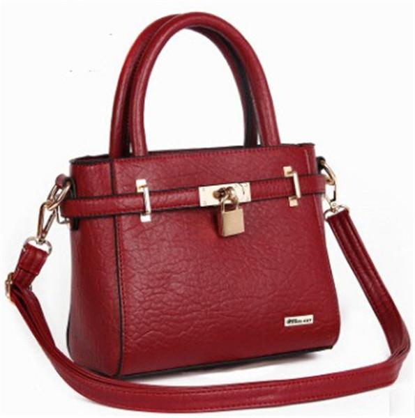 Brand Women Handbags Long Shoulder Strap Fashion Women Shoulder Bags PU Leather High Quality Women Messenger Bags Pure Color Crossbody Bags