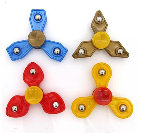 best selling High Cost Performance 2017 EDC Hand Spinner Fingertip Gyro Hand Spinner Decompression Anxiety Fidget Spinner Toy