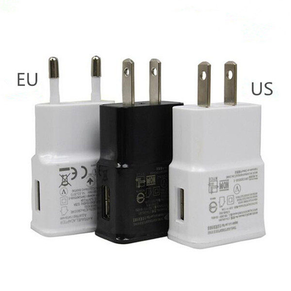 best selling Ship in One Day ! Factory Wholesale Directly with Stock For S7 Wall Charger Travel Adapter 5V 2A Home Plug with Free Shipping.