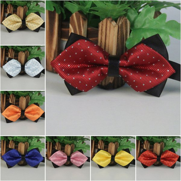 Nouveau 2017 formel noeud papillon mode hommes bowties pour garçons accessoires papillon cravate papillon noeud papillon