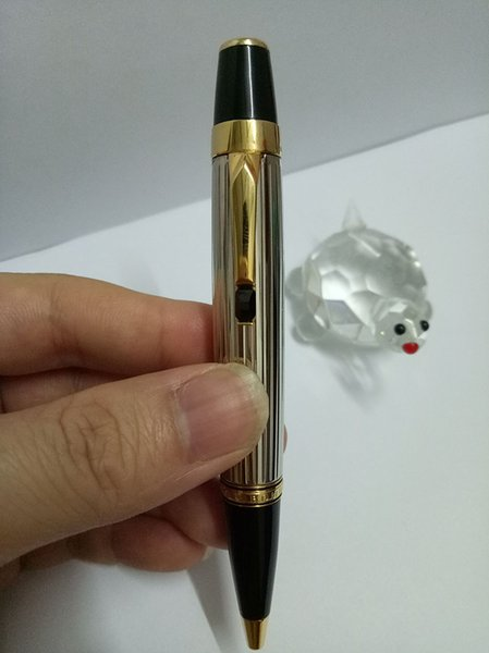 MB-Best Design Sliver Clip Multi color gift Bohemia Ballpoint Pen.The color of the diamond is random delivery