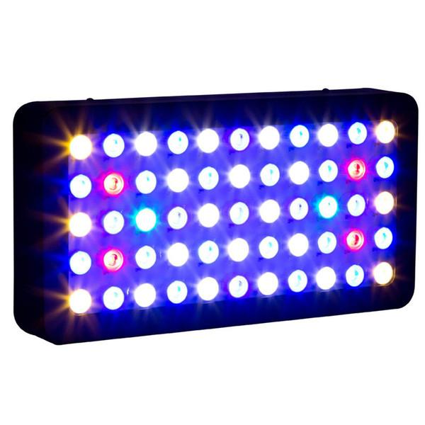 Dimmable 165w 300W Full Spektrum führte Aquarium Lampe für Korallenriff Aquarium LED-Beleuchtung am besten für Fisch Tanks Marine Pflanzen Wachstum