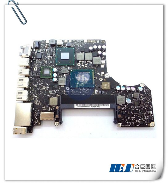 """Motherboard core i7 2.9GHz for MacBook Pro 13"""" A1278 Logic Board Mid 2012 year 820-3115-B MOQ:5pcs"""