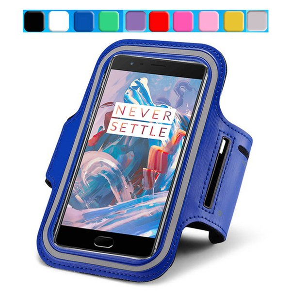 Waterproof Sports Running Case Armband Running Bag Workout Armband Holder Pouch Cell Mobile Phone Arm Bag Band For iphone Oneplus 5 3T
