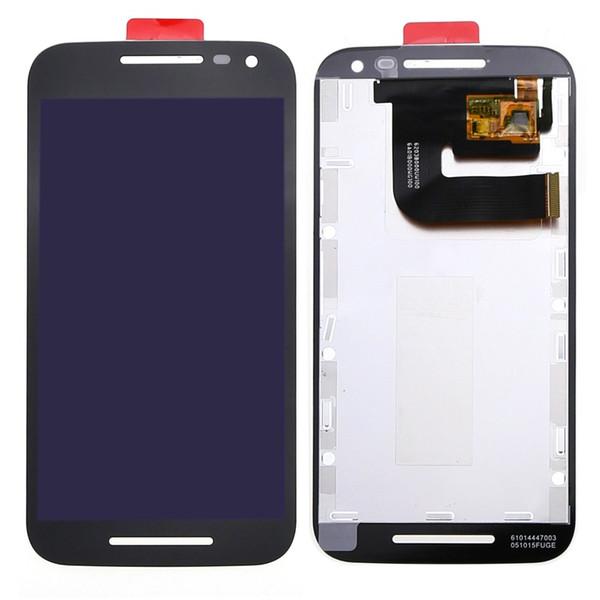 OEM Yeni LCD Ekran + Motorola MOTO G3 Için Dokunmatik Digitizer Ekran Meclisi Değiştirmeleri