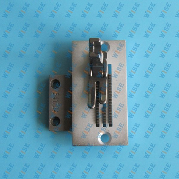 SINGER 20U STRAIGHT STITCH NEEDLE PLATE & FEEDER & FOOT SET,for sewing machine parts,industrial use,for SINGER,for industrial sewing machine