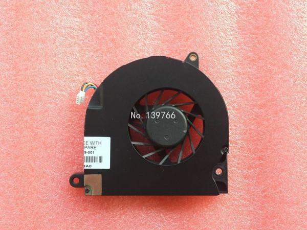 Livraison gratuite ordinateur portable NOUVEAU ventilateur de processeur cpu pour HP EliteBook 8530P 8530W ventilateur 495079-001 480913-001 GB0507PGV1-A KSB06105HB