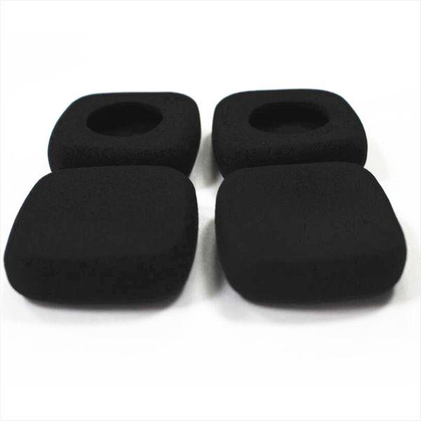 50pcs=25pairs 5cm foam ear pad earpads headset ear cushions sponge pads cover 50mm for Jaybird wireless headphones