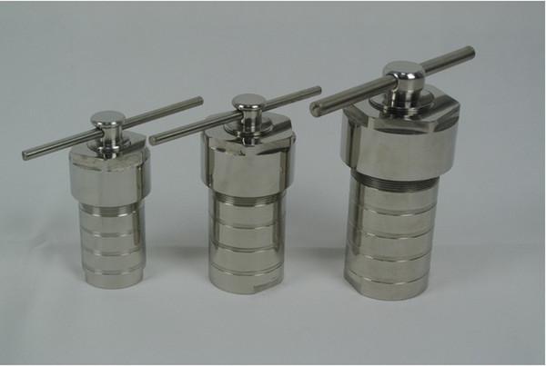 Hydrothermale Synthesereaktoren von 300 ml mit PTFE-Liner und Edelstahlschale, Edelstahl-Teflon-ausgekleideter Autoklav für Chemikalien