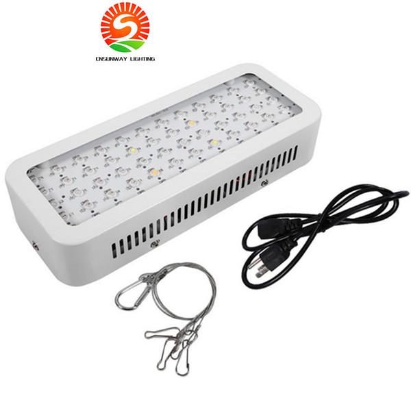 AC85-265V 600W Led Grow Light For Flower Seeds Indoor Full Spectrum 60 LED Plant Grow Light Hydroponics Vegs Flowering Panel Lamp