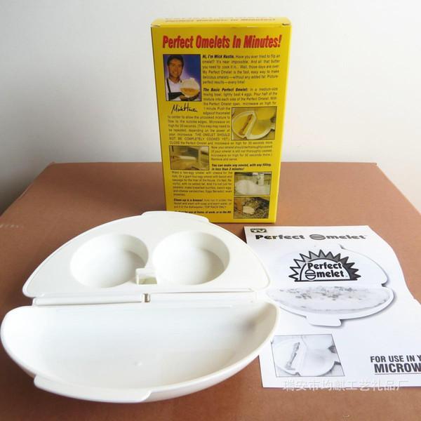 Omelette perfetta Scatola da cucina Famiglia Utensile essenziale Multi funzione Fornello Omelette Steamer Home Vendita calda 5 5jq F R