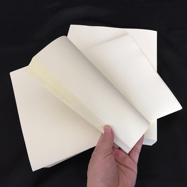 75% cotton 25% linen note paper pass pen test paper best quality with red blue fiber waterproof types A4 ivory colo