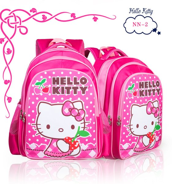 protectable cute school backpacks girls children grade school backpacks teenage printed travel backpack cartoon Christmas gift burden reduce