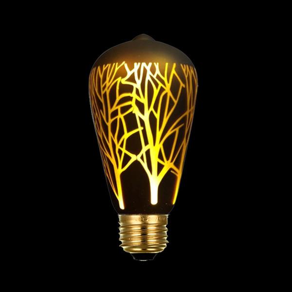 LED Lights Bulbs Colorful Lamp ST Laser Lighting Hoilday Bulb - Laser lights for bedroom