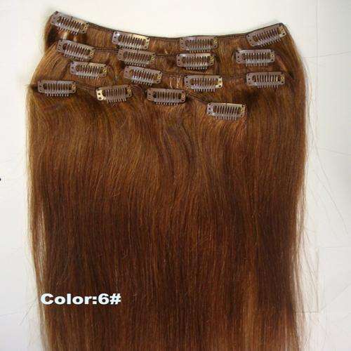 6 Medium Brown