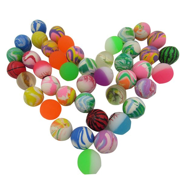 Wholesale-10 NEW BOUNCY JET BALLS BIRTHDAY PARTY LOOT BAG FILLERS GIFTS