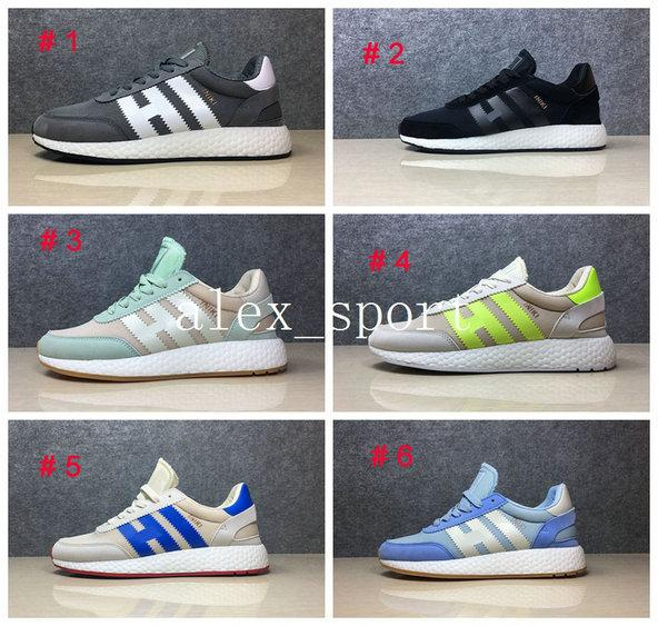 Free Shipping 2018 Iniki Runner Boost Black Grey Red Blue Shoes Men Womens PRIDE OF THE 70S Wholesale & Drop Shipping cheap sale Inexpensive xUN7jzxo