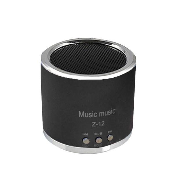 Wholesale- 2017 New Arrivals Wireless Portable Mini Outdoor Speaker FM Radio USB Micro SD TF Card MP3 Player Free Shipping NOA23