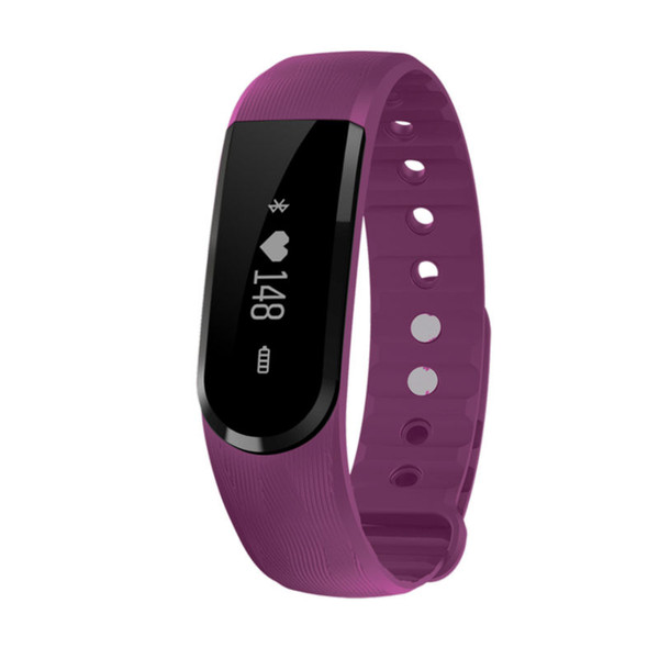 Fuster ID101 bluetooth fitness tracker wrist band heart rate monitor smart bracelet for Android and Ios HTC LG HUAWEI XIAOMI