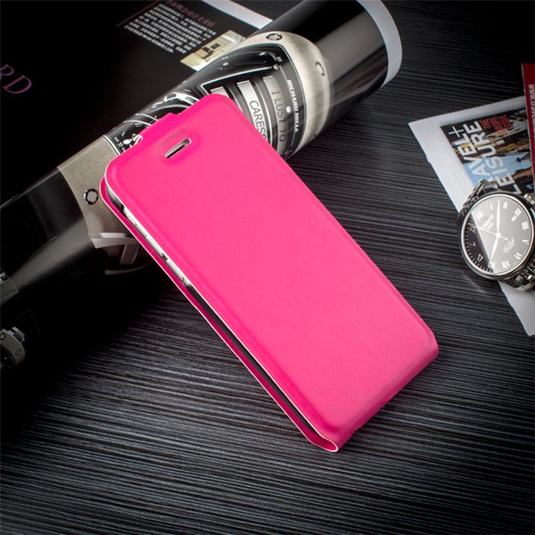 Vintage Vertical Open Up and Down Flip PU Leather Mobile Phone Case Cover for xiaomi mi5