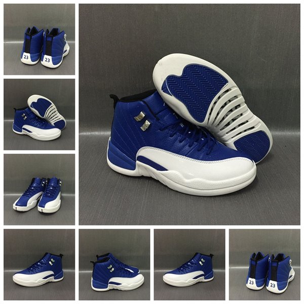d75d7568e88fd1 2017 New Products With Box Men Air Retro 12 XII Basketball Shoes Sneakers  Outdoor Trainers Sneakers