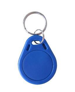 Cheapest Factory prices High Quality EM4100 125khz 100pcs/lot ISO11785 ABS RFID custom plastic ID key chain tags