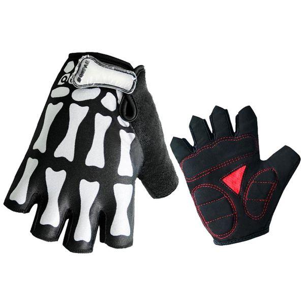 Qepae 2017 Cycling Gloves Half Finger Spring Men Women GEL Bicycle bike Racing Sport Road Mountain MTB Bike Glove Breathable