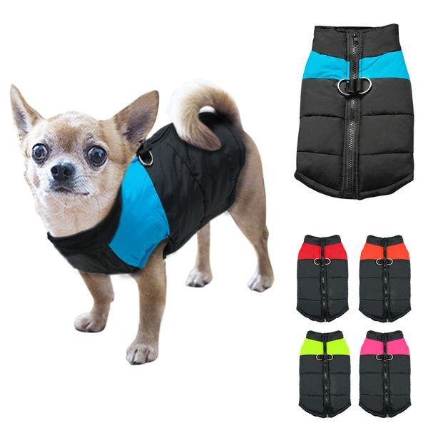 Für Wasserdichte Medium Hund Ropa Hunde Hundebekleidung Kleidung Welpen Chihuahua Kleine Jacke Para Großhandel Hundemantel Winter XPiuOkZ