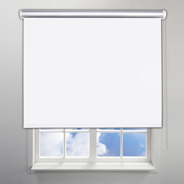 Wholesale- Solid Color Bead Shade Translucent Curtains Home Furnishings Shade Roller Shade Window Blinds