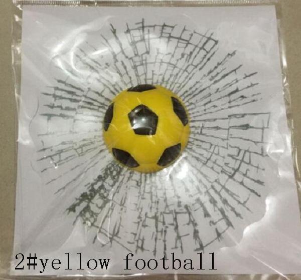 2 # football jaune