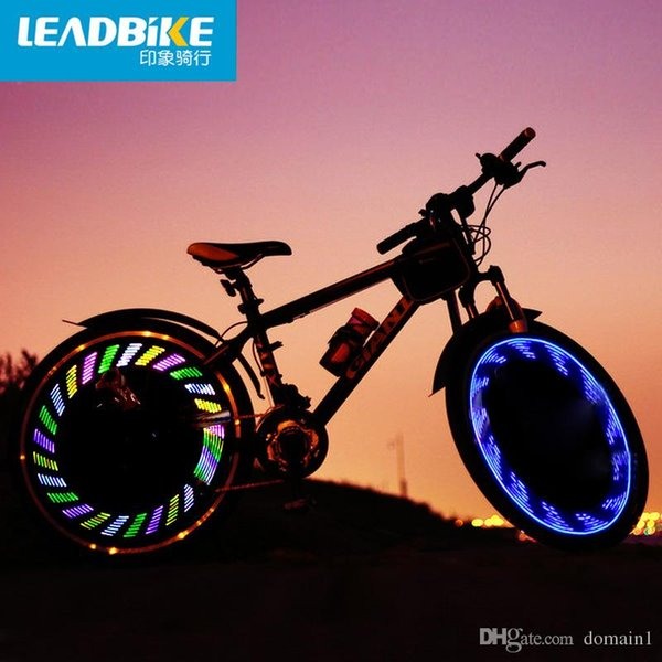 Domain1 Colorful Bicycle Lights Luces De Bicicleta Bycicle Led Light For Bicycle Spokes Tyre Tire Bike Cycling Wheel Spoke Light