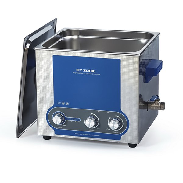 GT SONIC P13 13L Tabletop Fuel Injector Ultrasonic Cleaner Ultrasound Washing  Machine