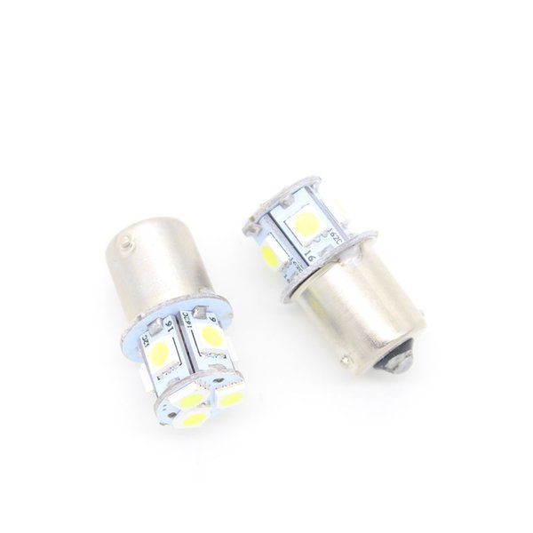 12V 8SMD 1156 1157 BA15S BAY15D 5050 Auto Car Front Rear Side Turn Signals Lamp Brake Tail Parking Light Reverse light DRL