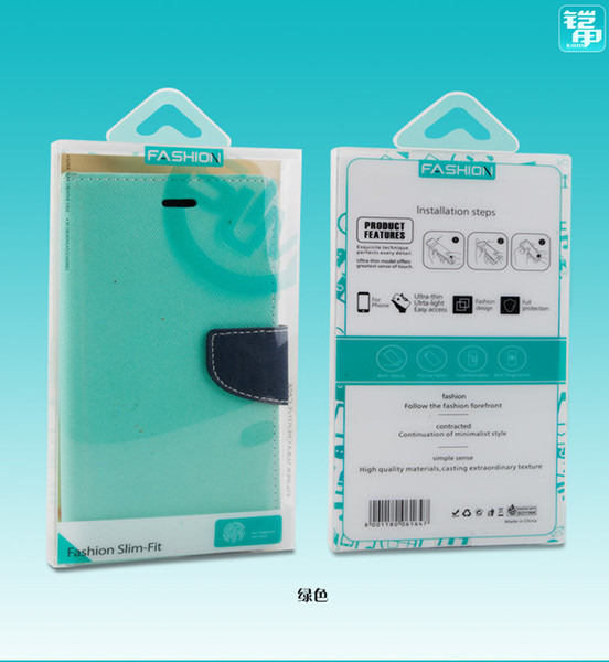 2000 pcs Wholesale for Display Custom printing PVC Retail Package Universal Packing Packaging Blister Box for iPhone 7 7PLUS case