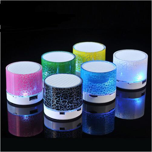 top popular Bluetooth Speaker A9 stereo mini Speakers bluetooth portable blue tooth Subwoofer MP3 Player Subwoofer Music USB Player Laptop Party Speaker 2019
