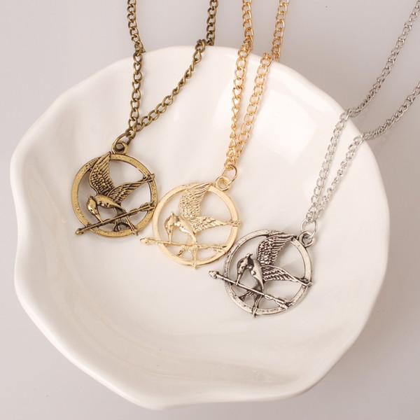 hot sale pendant necklace bird necklace pendant necklace Wholesale Free Shipping