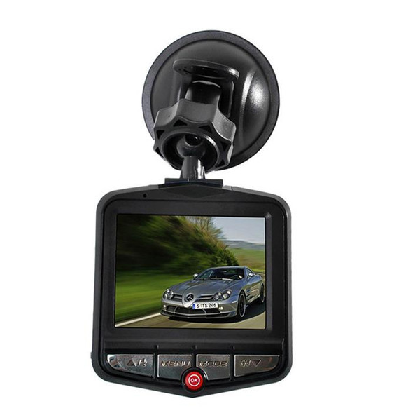 "100pcs 1080P 2.2""LCD Car DVR Camera IR Night Vision Video Tachograph G-sensor Parking Video Registrator Camera Recorder Retail packing boxes"