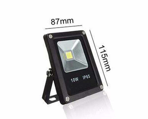lumière d'inondation extérieure de puissance élevée LED 10W UV 365nm 375nm 385nm 395nm 405nm 415nm de lumière ultraviolette Spotlight Bulb Waterproof Wall Washer Light