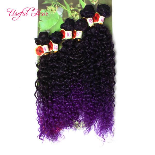 colore viola Ombre