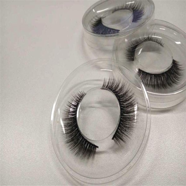 10 Pairs 3D silk eyelashes 100% handmade 3d silk lashes extension Popular Sale Lashes for Daily make up