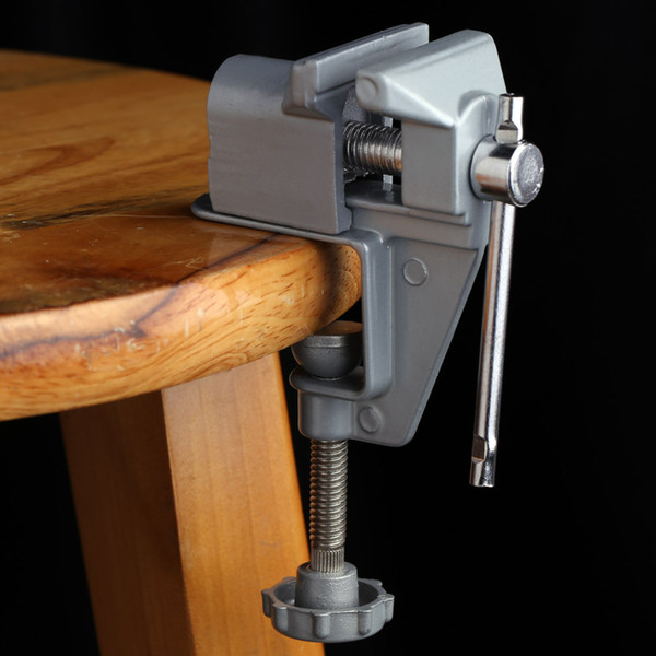 Fantastic 2019 Portable Bench Vise Mini Table Vise Electric Drill Stent Clip On Jewelry Clamp Vice Professional Crimping Tool For Nuts Drilling From Andrewgaddart Wooden Chair Designs For Living Room Andrewgaddartcom