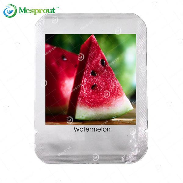 30Pièces Graines Chair Graines De Pastèque Nouvelles Variétés de Melon D'eau Bonsaï Plantes Graines NON-OGM Fruits Comestibles Emballage Professionnel