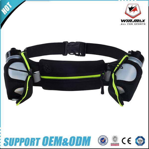 Active Vibe Hydration Running Belt Escursionismo Campeggio Outdoor Gear Carrying Pouch per il tuo telefono, chiavi Personal Personings Design leggero