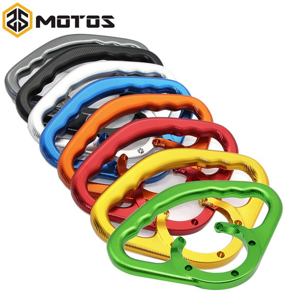 MOTOS Motorcycle Front Tank Handrails Rear Seat Drop Resistance Handrails Passenger Safety Handle For Kawasaki Z1000 Z800
