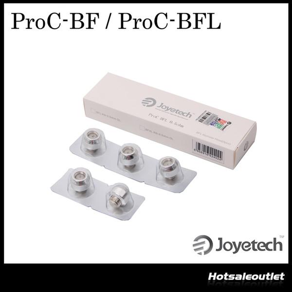 Bobine de rechange Joyetech CuAIO D22 ProC-BF (0.6ohm) Authentique Bobine de rechange Joytech Cubis 2 ProC-BF / ProC-BFL