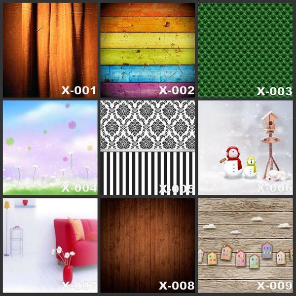 Wholesale Custom 125CMx150CM Kids Photos For Studio Photography Vinyl Backdrops Digital Background Backdrop Camera Fotographical Baby Props