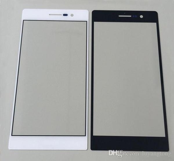 Huawei P9 Remplacement LCD Avant Écran Tactile Verre Lentille Extérieure pour Huawei p6 p7 p8 verre extérieur Livraison Gratuite